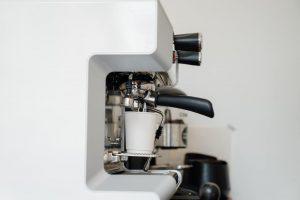 luxe espressomachines